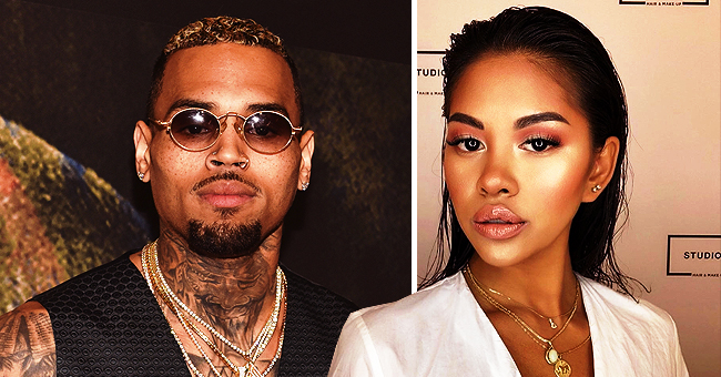 Ammika Harris Allegedly Spotted with Chris Brown's Dog Amid Pregnancy and Breakup Rumors