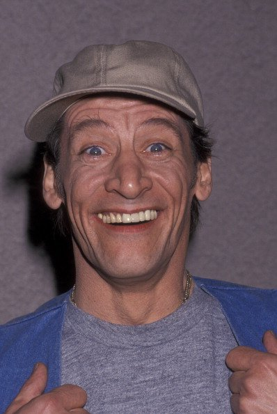 Jim Varney on March 18, 1989 at the Universal Ampitheater in Universal City, California. | Photo: Getty Images