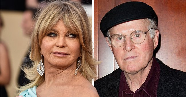 Goldie Hawn Shares a Touching Tribute to Former Co-star Charles Grodin