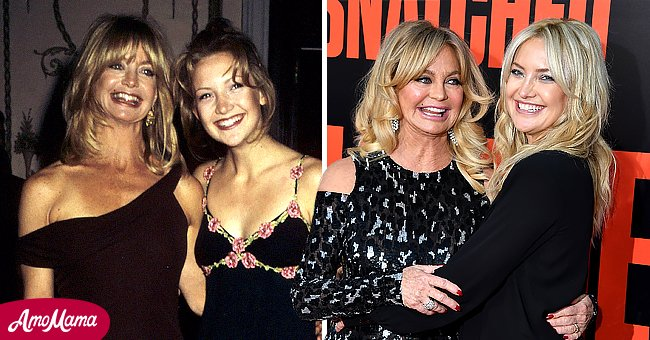 Goldie Hawn and her daughter Kate Hudson | Source: Getty Images