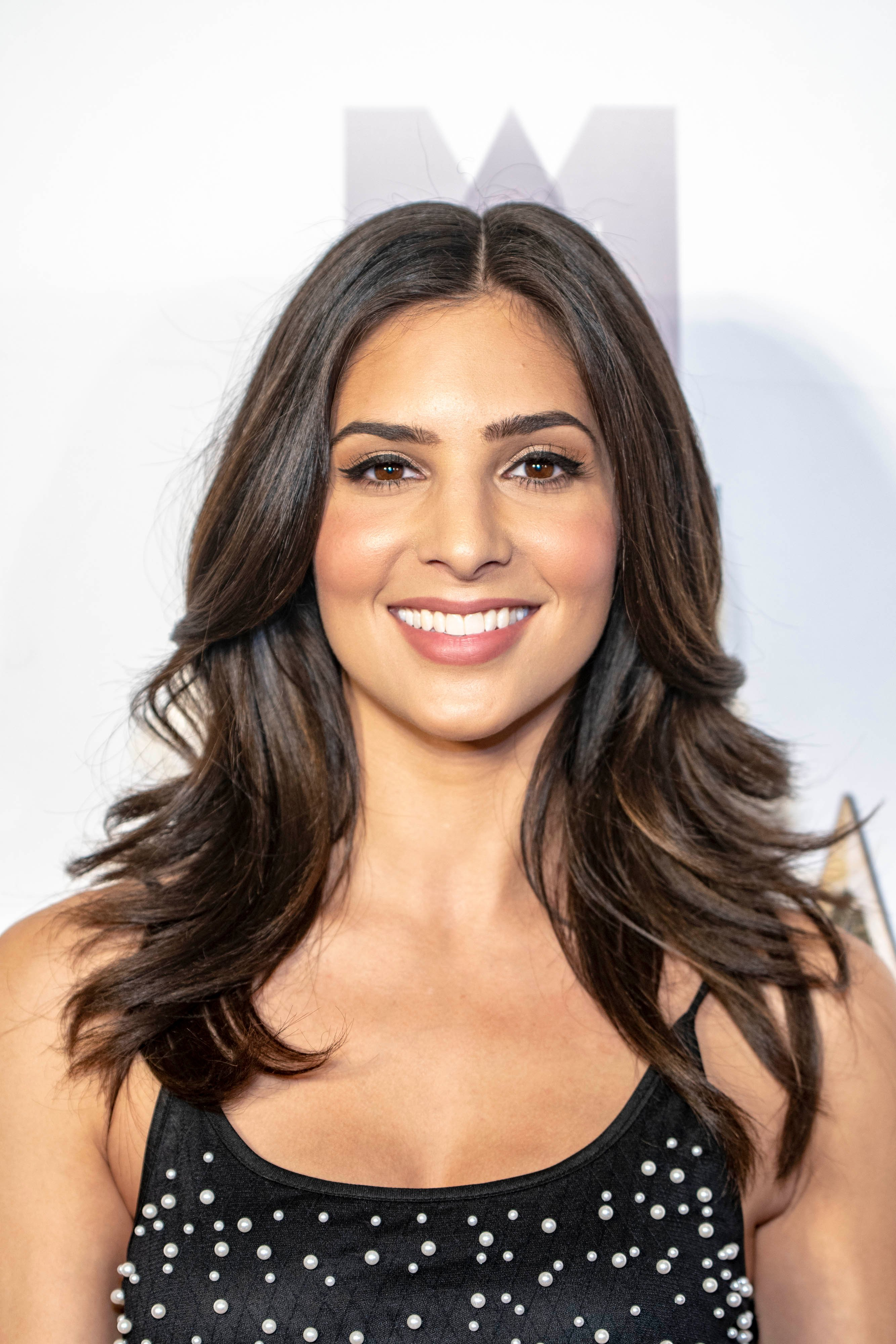 Actress Camila Banus attends 8th Annual World Choreography Awards at Saban Theater, on October 23, 2018 in Beverly Hills, California |