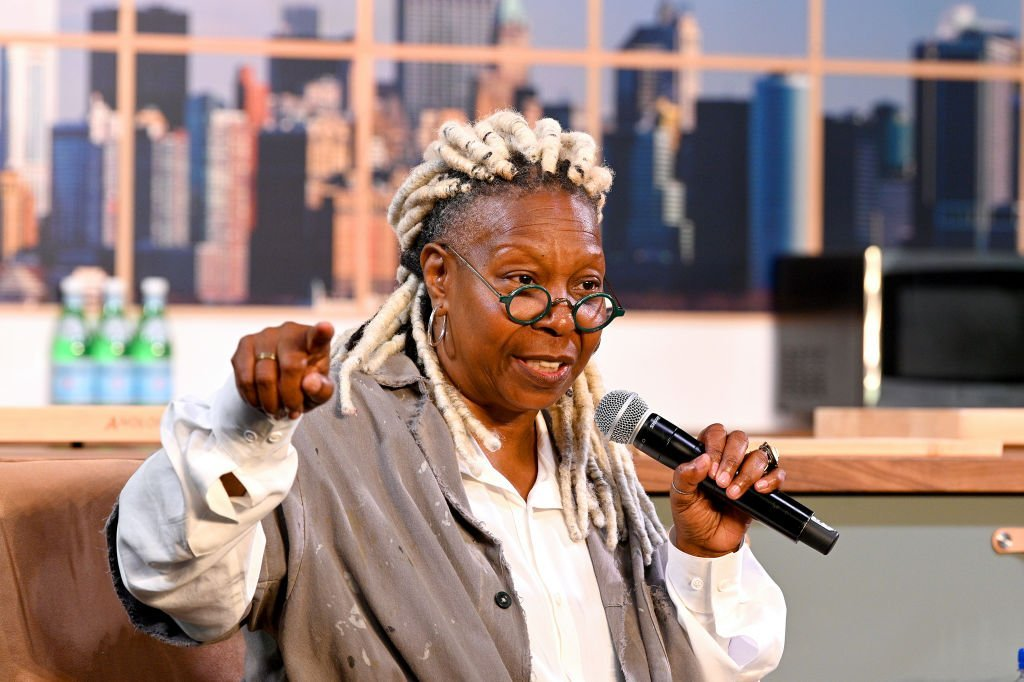 Whoopi Goldberg speaks onstage during the Grand Tasting presented by ShopRite featuring Culinary Demonstrations at The IKEA Kitchen. | Photo: Getty Images