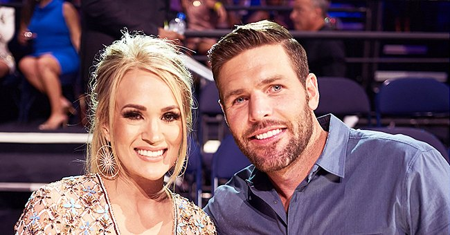 Carrie Underwood's Husband Mike Fisher Says She Inspires Him to Be Healthy as He Promoted Her New Book 'Find Your Path'
