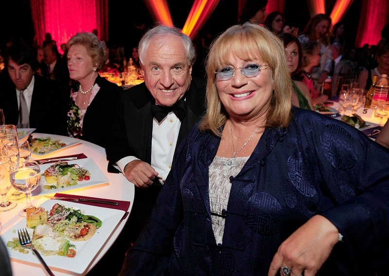 Garry Marshall and Penny Marshall on June 8, 2008 in Santa Monica, California | Photo: Getty Images