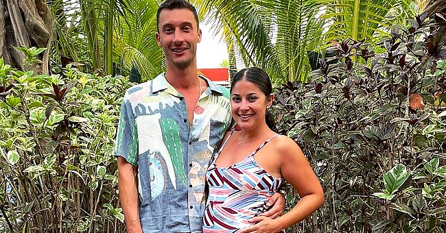 '90 Day Fiancé's Loren Brovarnik Shows off Her Huge Baby Bump While on Vacation