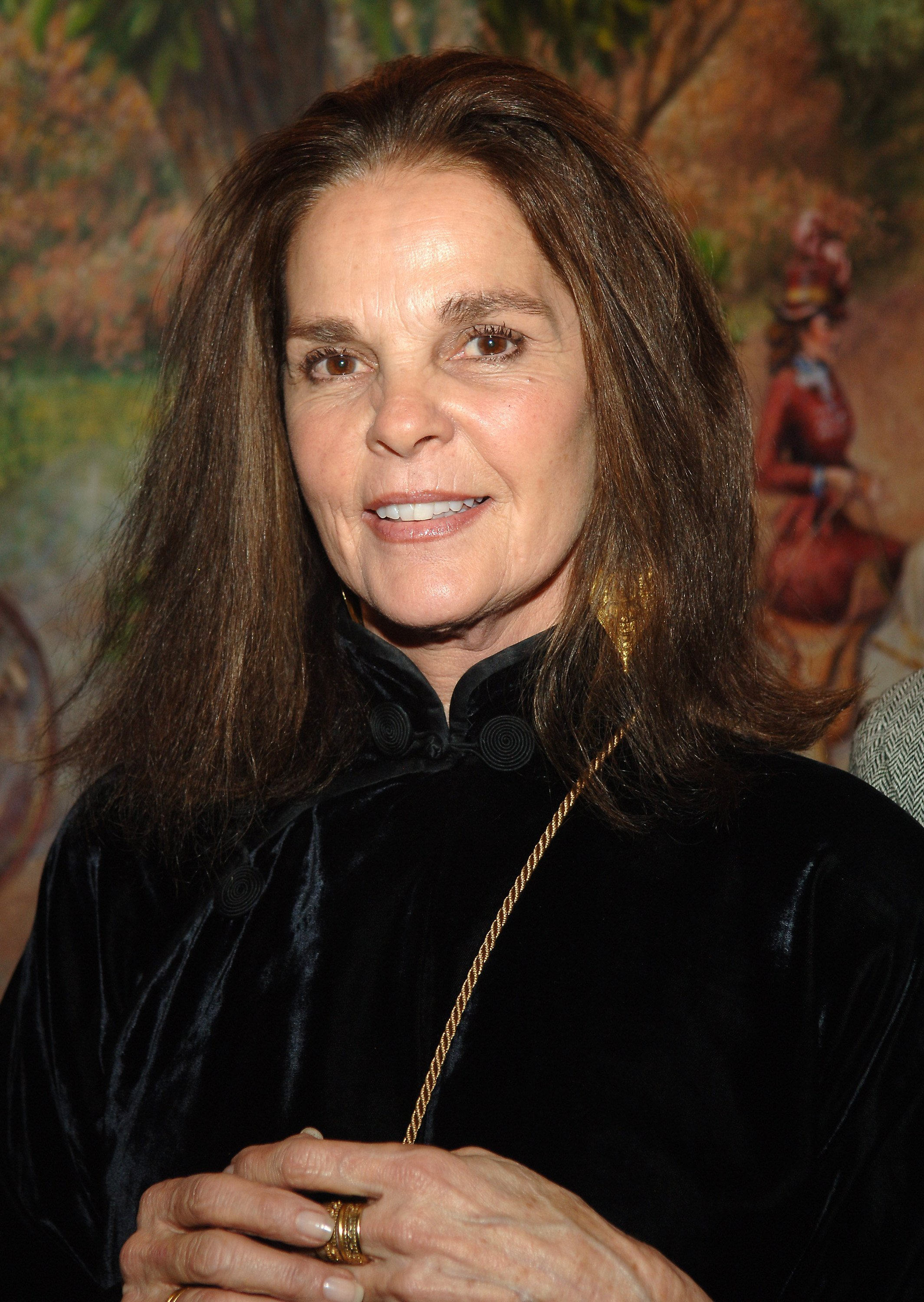 """Actress Ali Macgraw arrives to the after party of """"Festen"""" at the Tavern On The Green on April 9, 2006 in New York City. ( Source: Getty Images"""