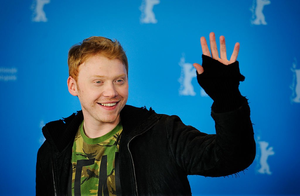 "Rupert Grint à la séance de photos pour le film ""The Neccessary Death of Charlie Countryman"" à la Berlinale. 