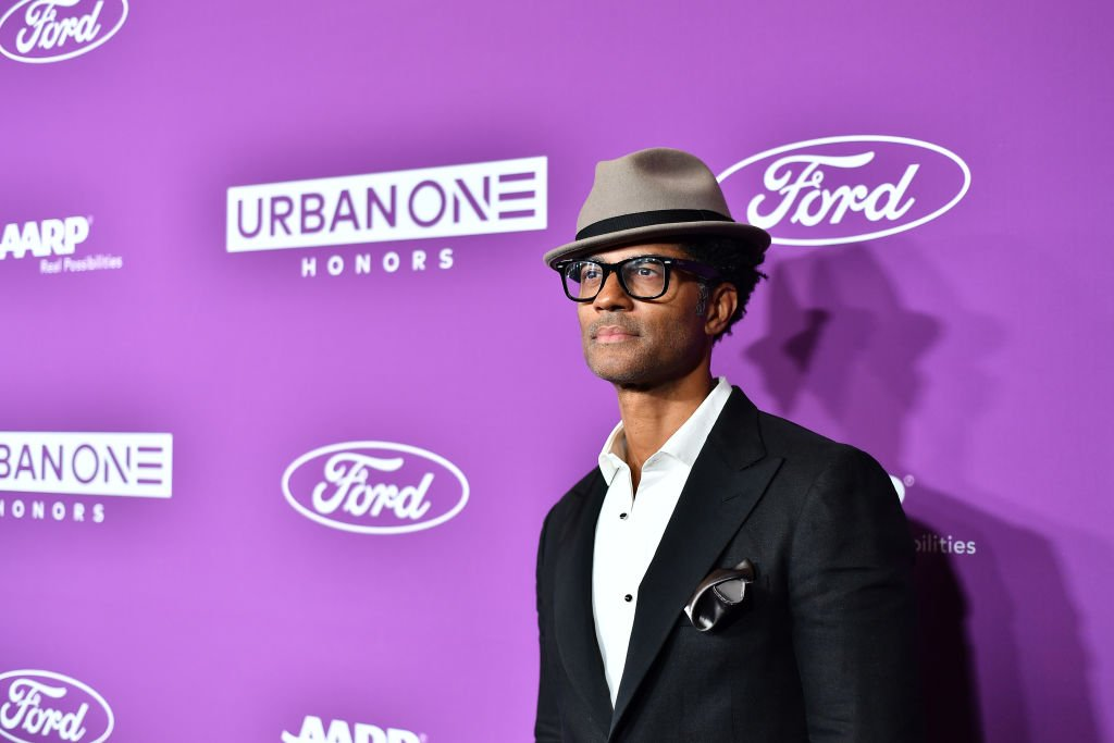 Eric Benét attends 2019 Urban One Honors at MGM National Harbor on December 05, 2019. | Photo: Getty Images
