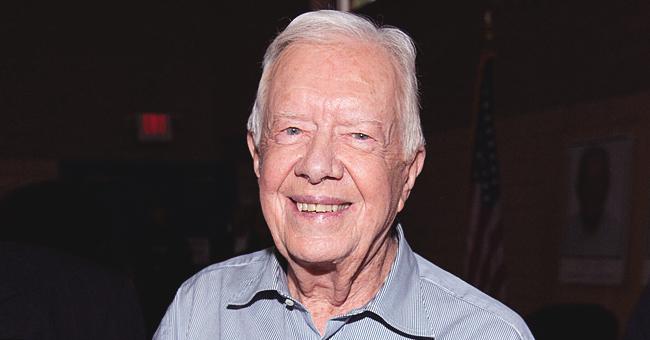 Jimmy Carter, 95 ans, est sorti de l'hôpital après sa seconde chute en un mois