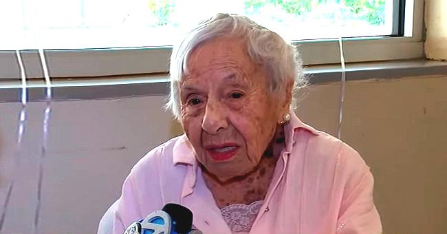 """Une centenaire partage son secret de longévité : """"Ne jamais se marier"""""""