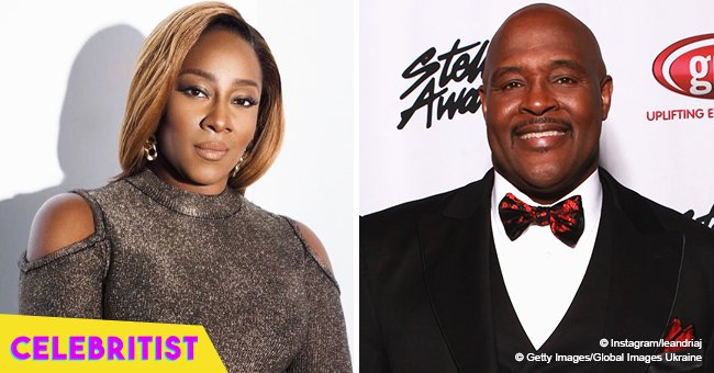 Gospel singer Le'Andria Johnson garners support after cursing the Church & Marvin Winans