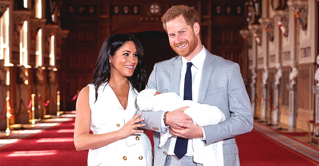 Archie Harrison Mountbatten-Windsor: Alleged Meaning behind Prince Harry & Meghan Markle's Son's Name