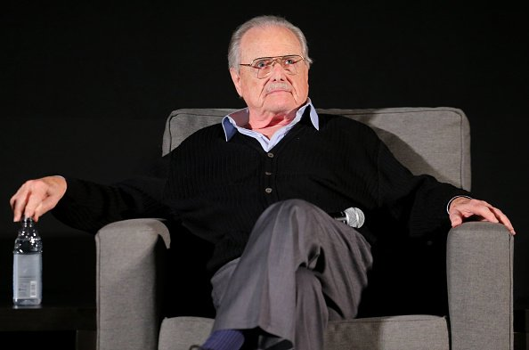 William Daniels at the 2015 TCM Classic Film Festival on March 28, 2015 | Photo: Getty Images