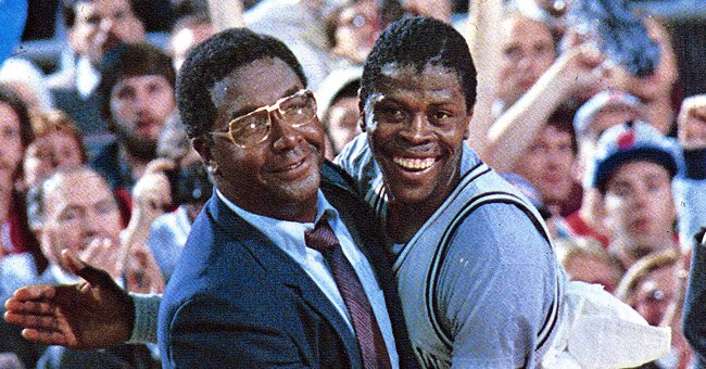 See Patrick Ewing's Tribute to John Thompson after the Legendary Coach Passed Away