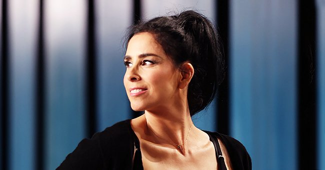 Sarah Silverman Pays Touching Tribute to Ruth Bader Ginsburg with Gorgeous RBG Necklace
