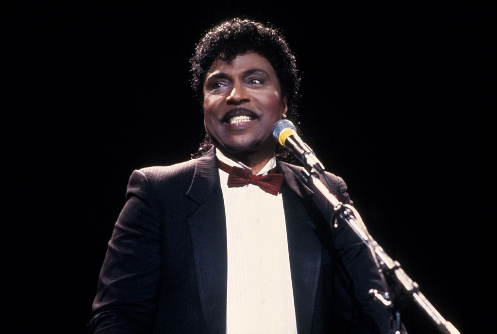 Little Richard at the 1988 Rock n Roll Hall of Fame Induction Ceremony in 1988 in New York | Photo: Getty Images