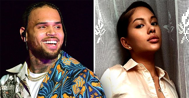Watch Sweet Video Chris Brown's Baby Mama Ammika Harris Shared of Their Adorable Son Smiling