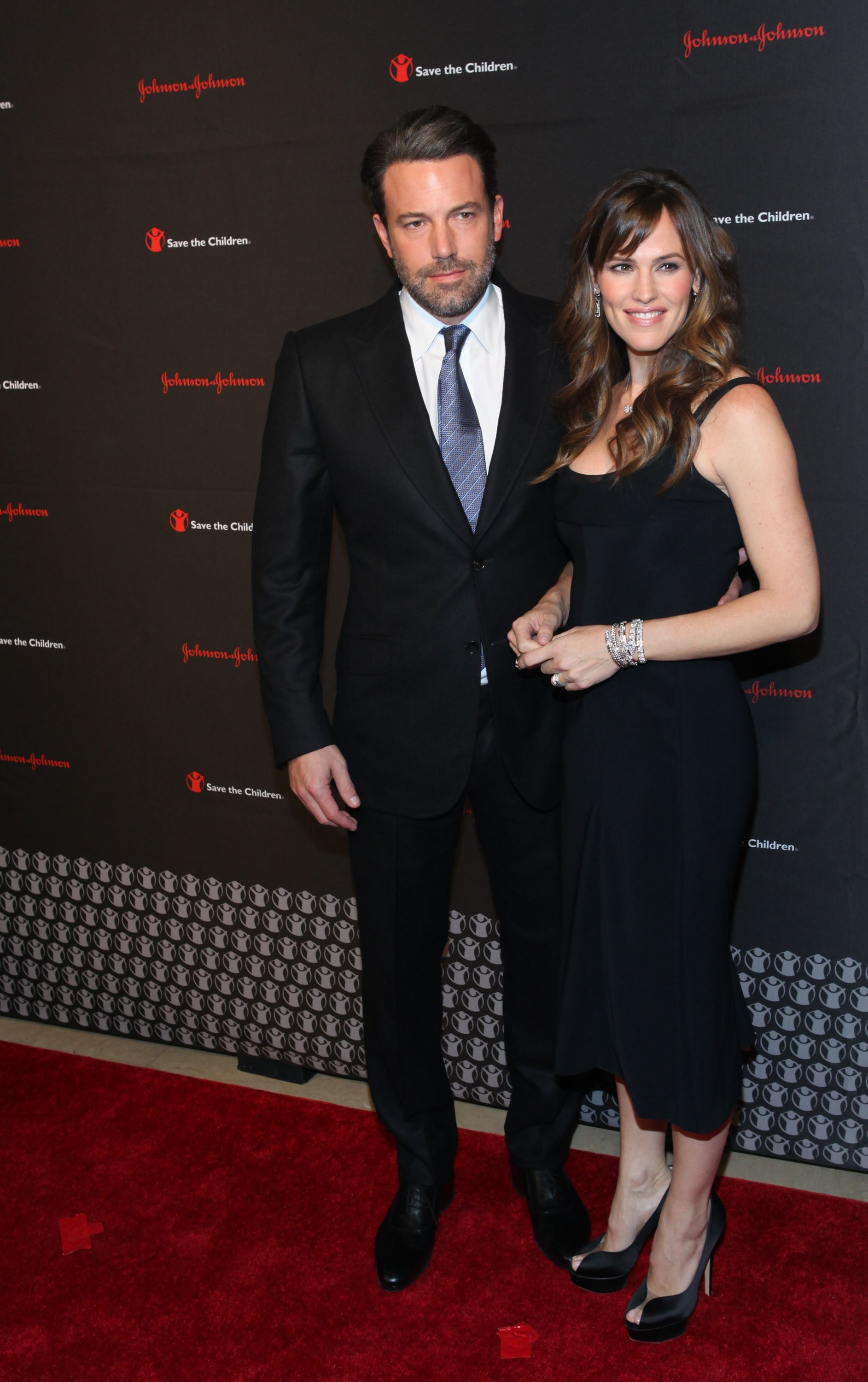 Ben Affleck and Jennifer Garner during the 2nd Annual Save the Children Illumination Gala at The Plaza Hotel on November 19, 2014. | Photo: Getty Images