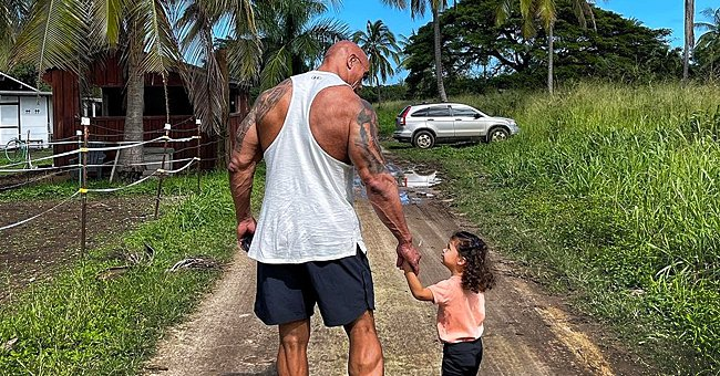 What Dwayne 'The Rock' Johnson Really Thinks about Being a Father of 3 Girls