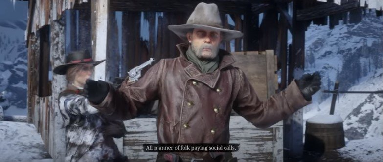 Image credit: Rockstar Studios/Red Dead Redemption 2 (Youtube/MrBossFTW)