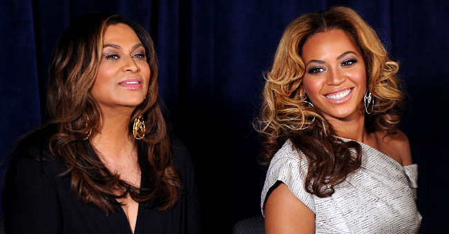 'Brown Skin Girl' Singer Beyoncé Honors Mom Tina Lawson by Rocking a Lapel Pin with Her Photo