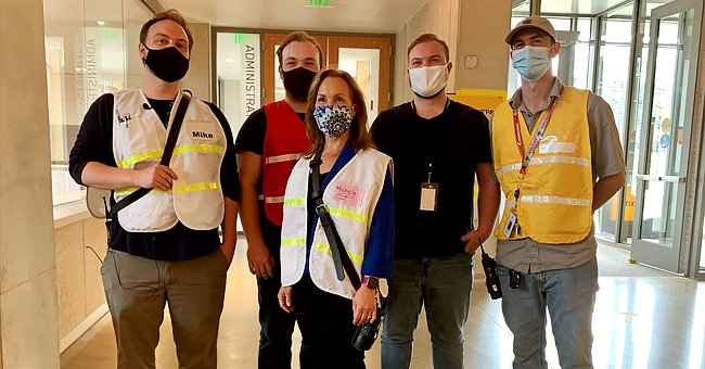 Nurse Mom Recruits Her Four Sons to Work in the Health Sector Amid the COVID-19 Pandemic