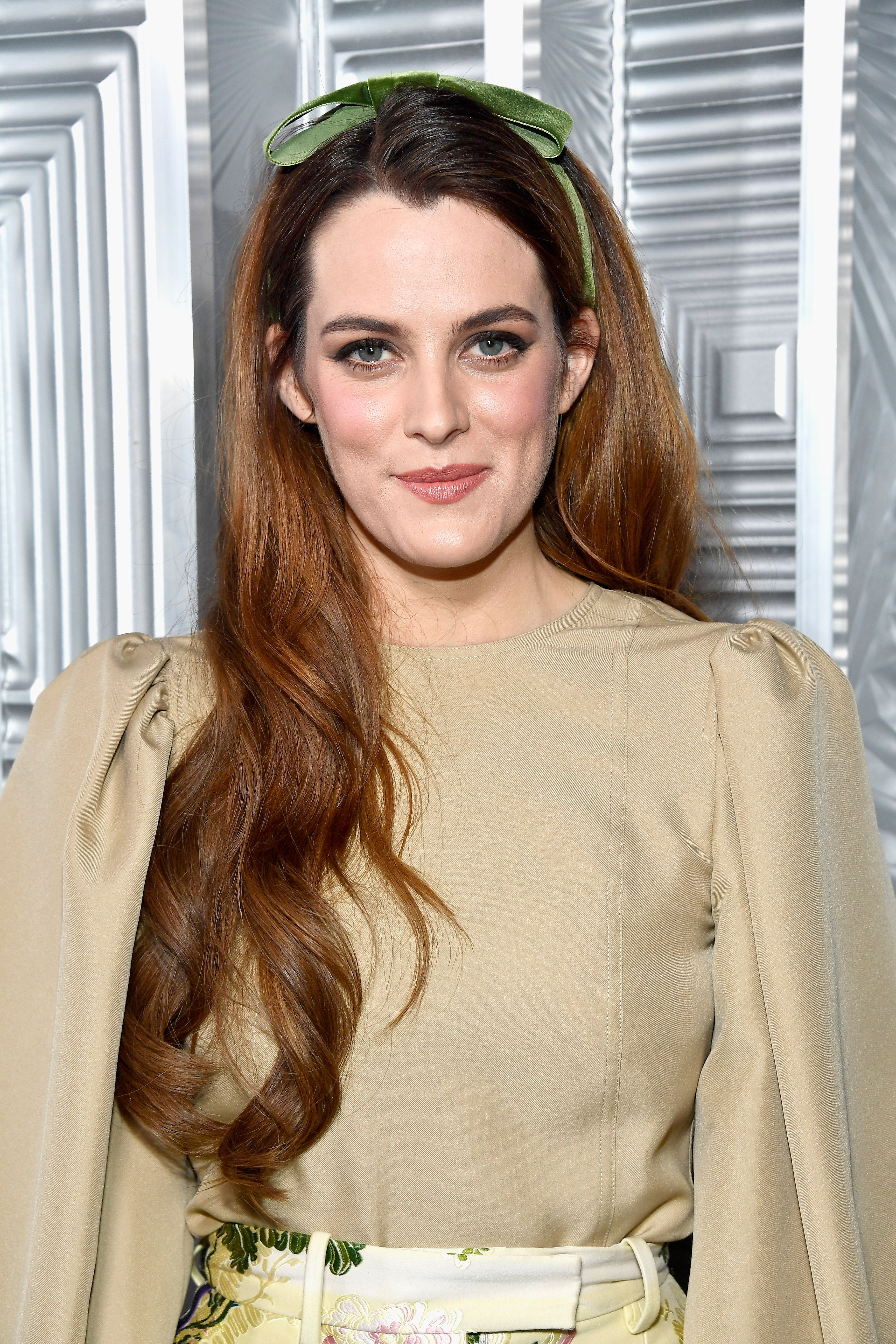 """Riley Keough during """"ELLE's"""" 24th Annual Women in Hollywood Celebration on October 16, 2017, in Los Angeles, California   Photo: Getty Images"""