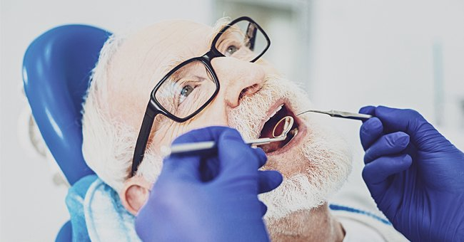 Daily Joke: A Dentist Examines His Patient