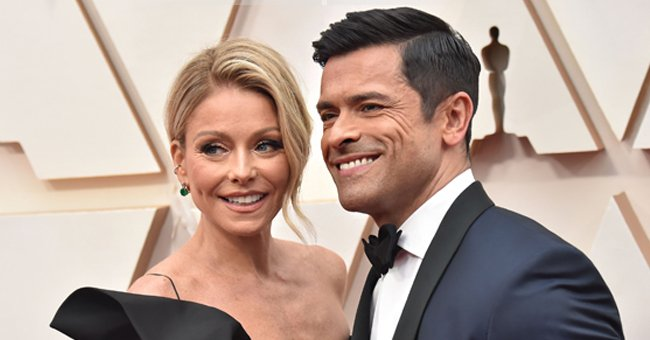 Kelly Ripa's Doting Husband Mark Consuelos Shares Sweet Tribute to His Wife While Being Apart