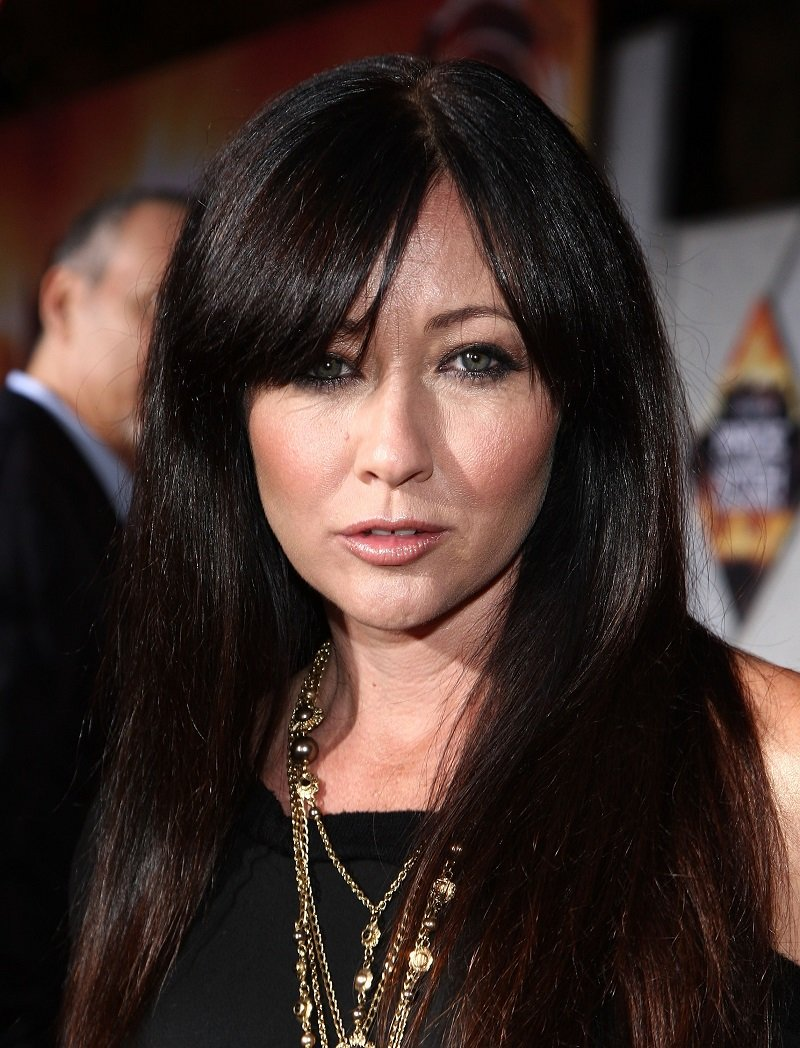 Shannen Doherty on March 11, 2009 in Hollywood, California | Photo: Getty Images