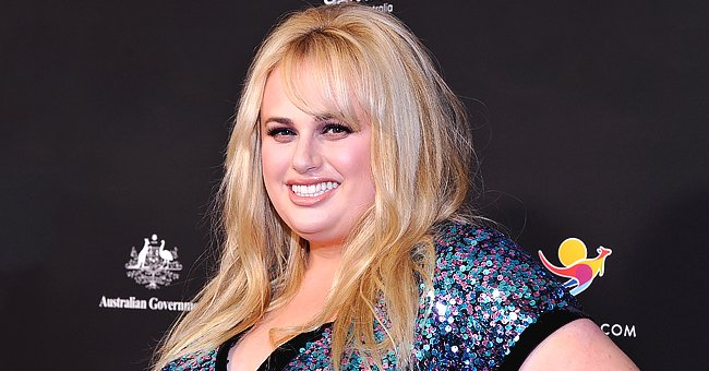 Rebel Wilson Shows off Dramatic Weight Loss in Sultry Blue Dress and Fans Are Thrilled
