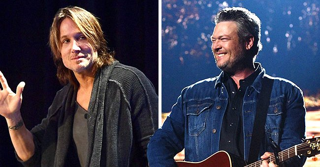 Blake Shelton from 'The Voice' Jokes about Getting Excited by Keith Urban's Good Looks