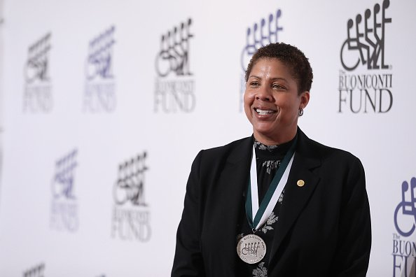 Basketball coach Cheryl Miller attends the 31th Annual Great Sports Legends Dinner to benefit The Buoniconti Fund to Cure Paralysis at The Waldorf Astoria Hotel on September 12, 2016 | Photo: Getty Images
