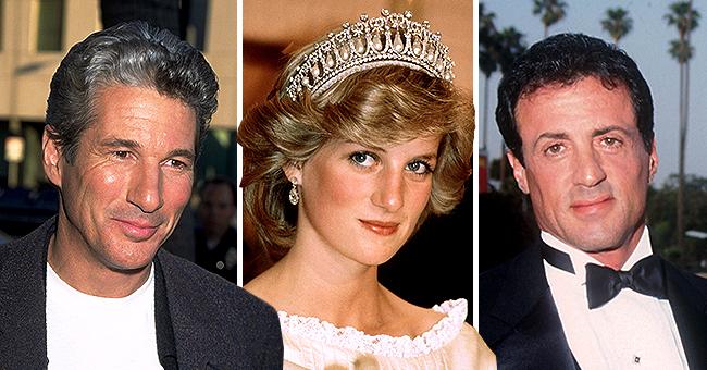Selon Elton John, Richard Gere et Sylvester Stallone se sont presque battus pour Lady Di