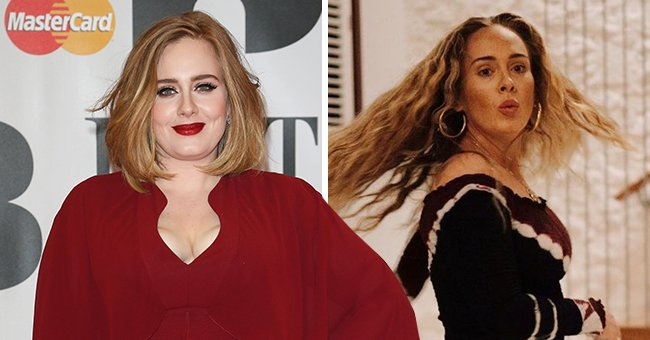 Adele Is Hardly Recognizable In New Birthday Photos after 100-Pound Weight Loss