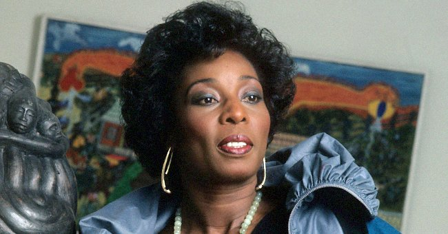 A photo of Madge Sinclair in 1983   Photo: Getty Images