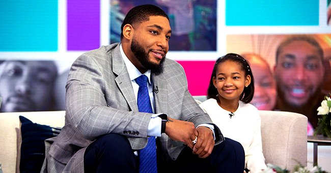 Devon Still of NFL Emotionally Celebrates Daughter Leah's Life 5 Years after She Beat Cancer