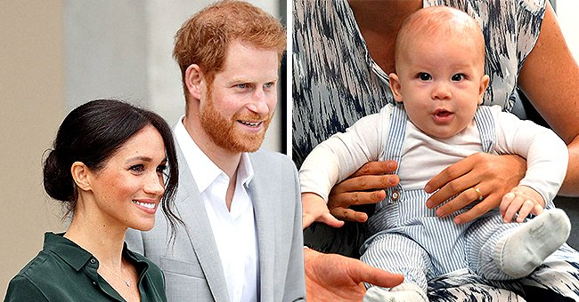 Us Weekly: Meghan Markle & Prince Harry Adjust Plans for Son Archie's 1st Birthday Amid Coronavirus Pandemic