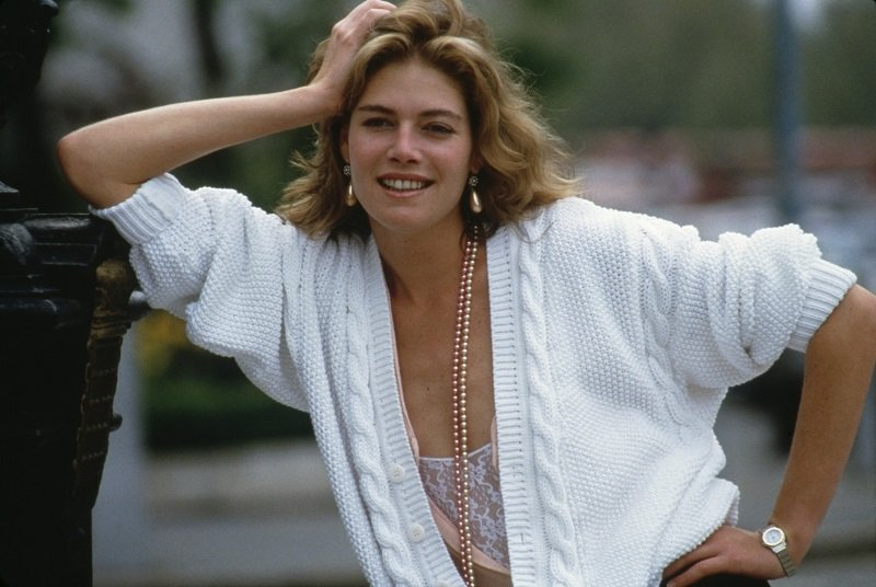 Kelly McGillis in London on May 15, 1985 | Photo: Getty Images