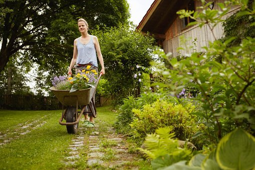 Gardener working on her farm | Photo: Getty Images
