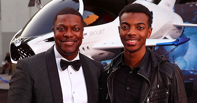 Meet 'Fifth Element' Star Chris Tucker's Only Son Who Is the Spitting Image of His Dad