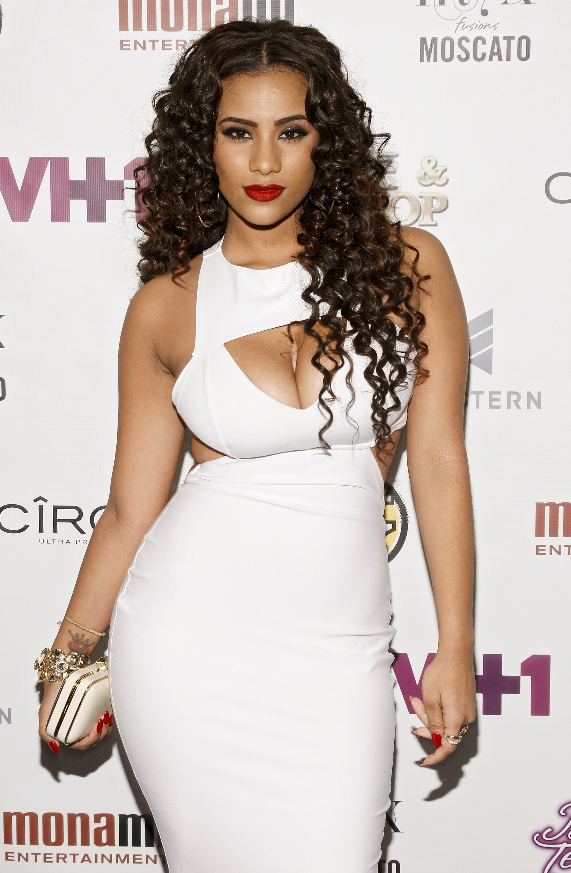"""Cyn Santana at the """"Love & Hip Hop"""" Season 4 Premiere on Oct. 28, 2013 in New York City 