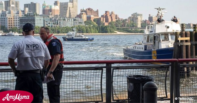 Police ask for help investigating the death of a baby found floating near Brooklyn bridge