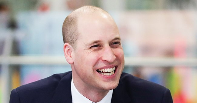 Prince William on Life with His 3 Children during Lockdown – What Dinner Time Is Like