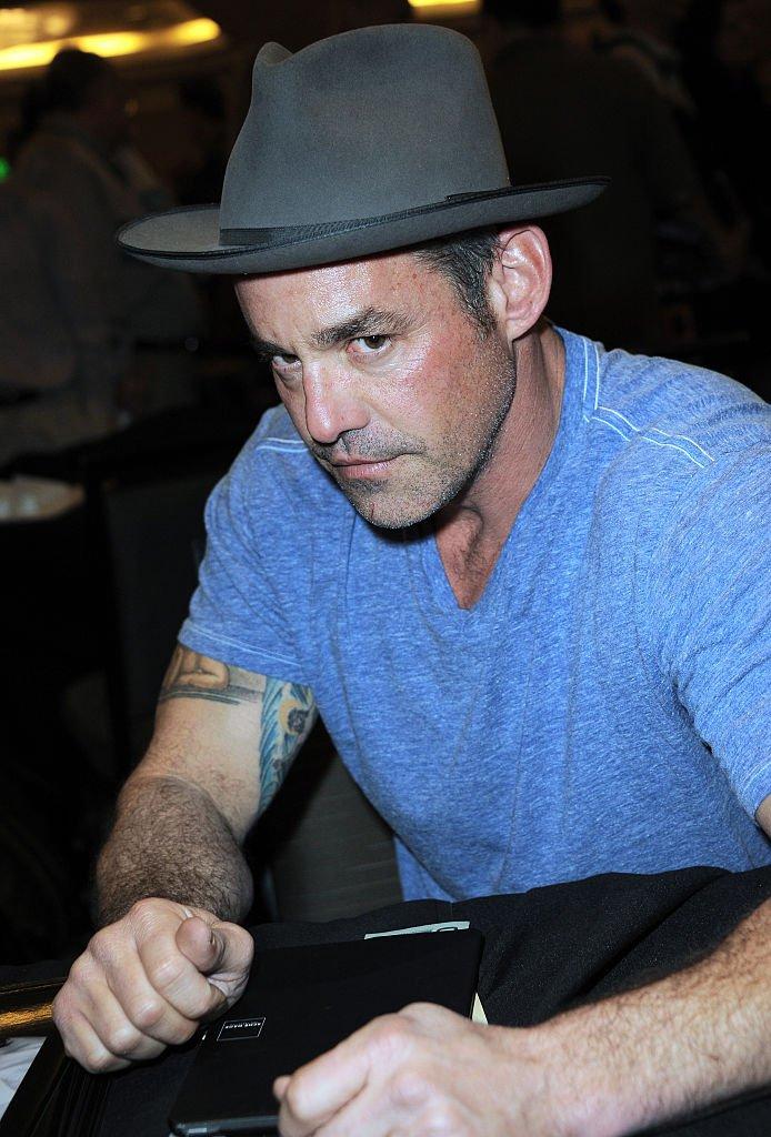 Nicholas Brendon Former Buffy Star | Source Getty
