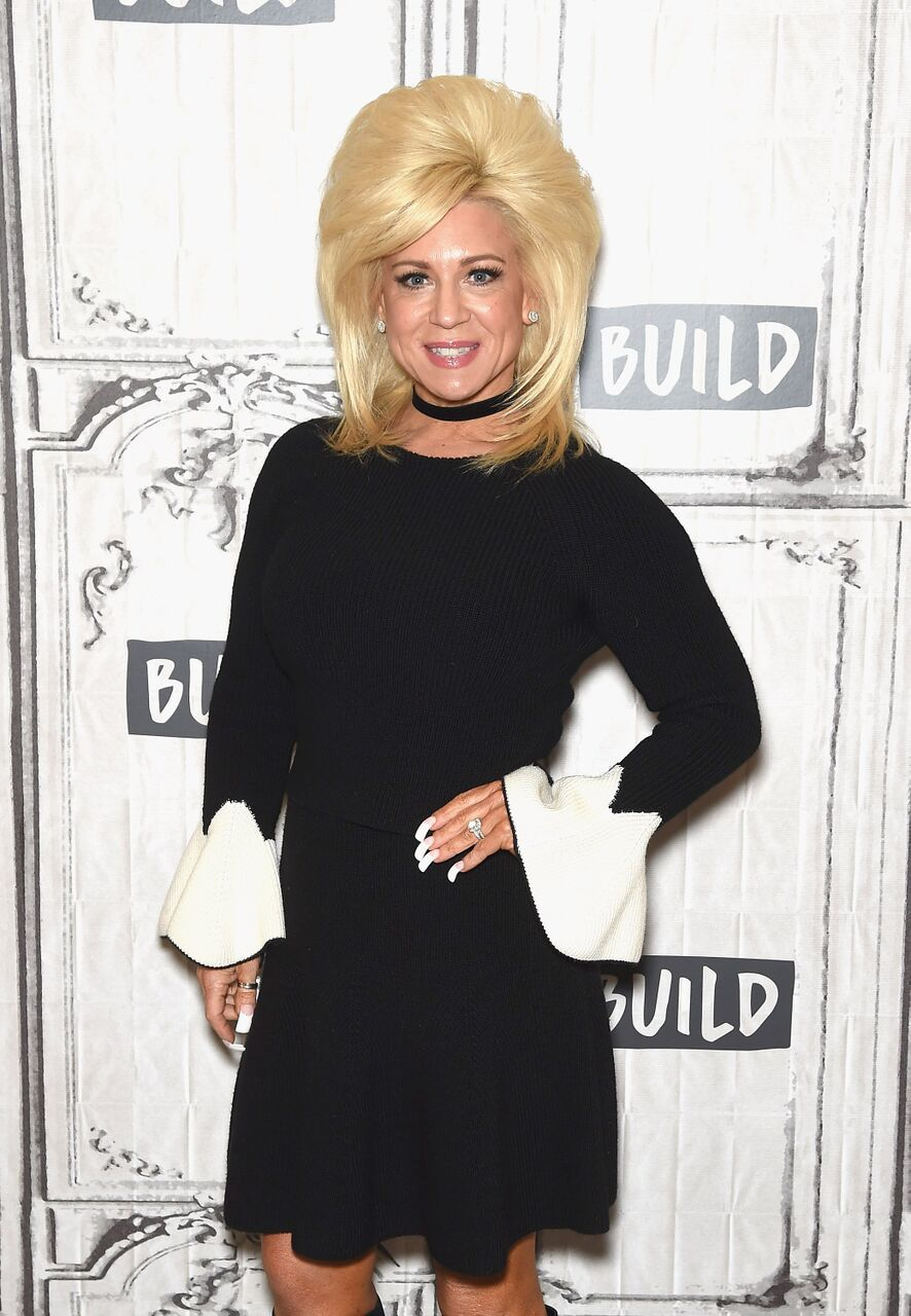 Theresa Caputo attends the Build Series. | Source: Getty Images