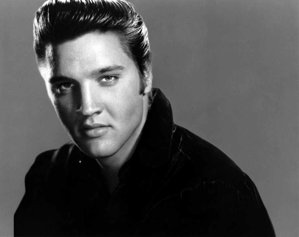 Posed studio portrait of Elvis Presley taken on January, 1, 1960 | Source: Getty Images