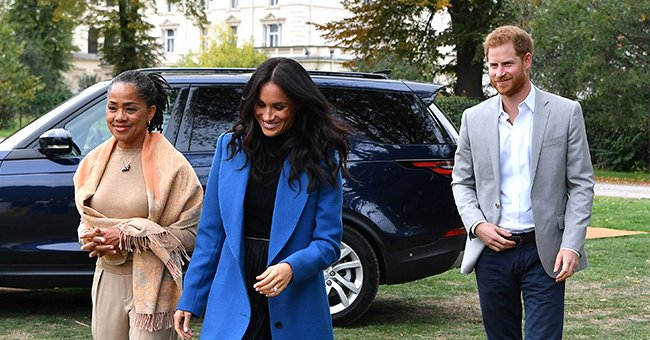 Closer Weekly: Meghan Markle's Mom Doria Is Overjoyed About Becoming a Grandma Again