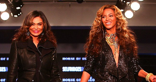 Fans Love Beyonce's Mom Tina Knowles' Dance Moves in a New 'Savage' Video