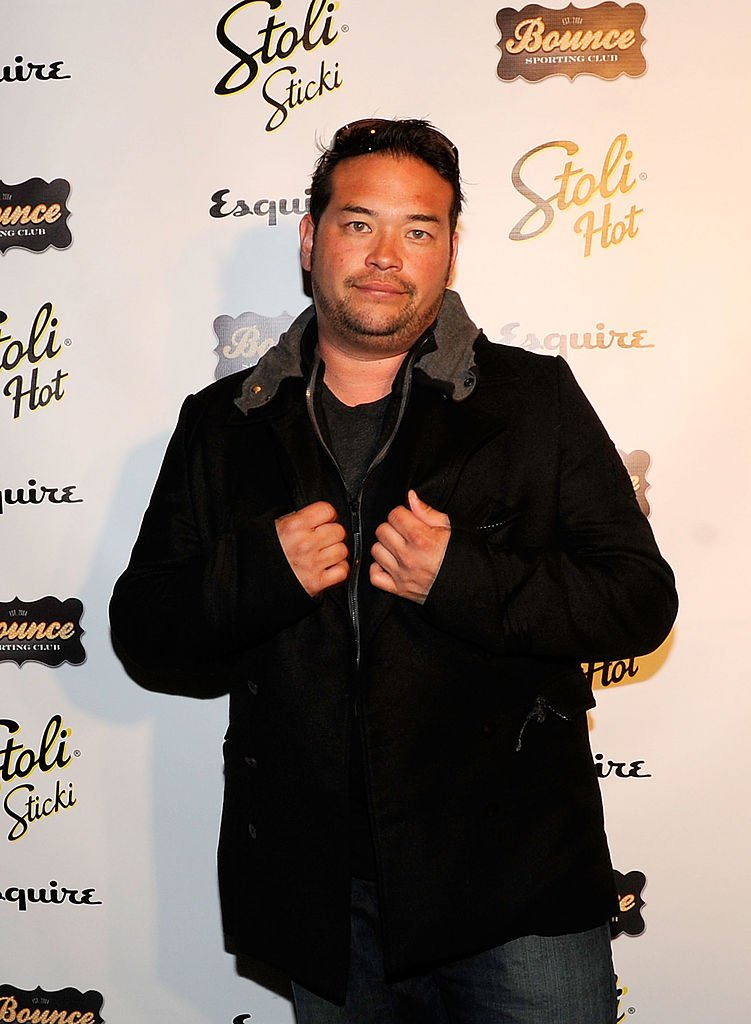 Jon Gosselin attends Toasting the 2012 NFL Draft Class kick-off at the Bounce Sporting Club on April 24, 2012   Photo: Getty Images